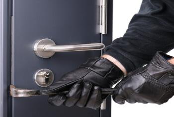 burglary damage repair