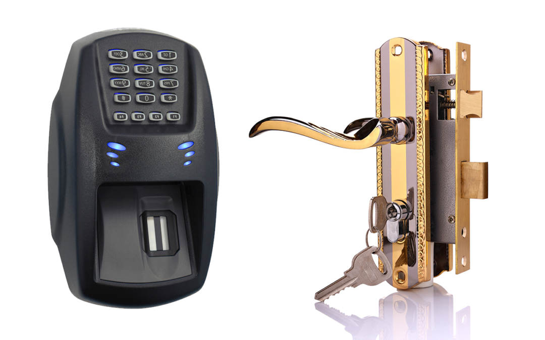 How to Choose Between an Electronic and Mechanical Lock?